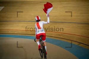 WANKIEWICZ Olga: UEC Track Cycling European Championships (U23-U19) – Apeldoorn 2021