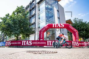 MÉSZÁROS Bence: UEC Road Cycling European Championships - Trento 2021