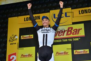 Marcel Kittel: Tour de France – 3. Stage 2014