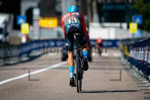 FETTER Erik: UEC Road Cycling European Championships - Trento 2021