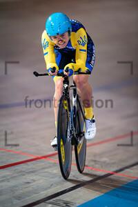 KOLYZHUK Anna: UEC Track Cycling European Championships (U23-U19) – Apeldoorn 2021