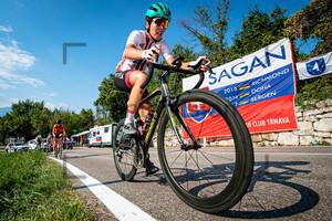 LAIZANE Lija : UEC Road Cycling European Championships - Trento 2021