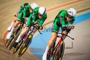 IRELAND: UEC Track Cycling European Championships (U23-U19) – Apeldoorn 2021