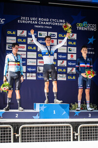 SEGAERT Alec: UEC Road Cycling European Championships - Trento 2021