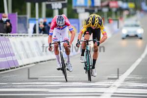 VAN DER POEL Mathieu, VAN AERT Wout: Ronde Van Vlaanderen 2020