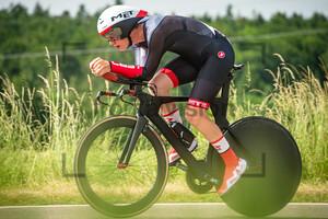 CAMBEIS Merlin: National Championships-Road Cycling 2021 - ITT Elite Men U23