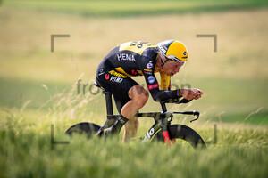 MARTIN Tony: National Championships-Road Cycling 2021 - ITT Men