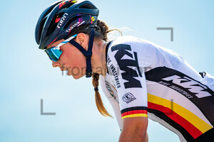 KLEIN Lisa: UEC Road Cycling European Championships - Trento 2021
