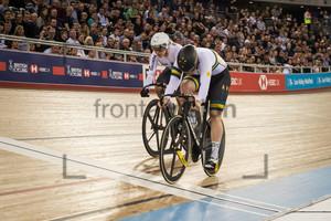 MORTON Stephanie, HINZE Emma: UCI Track Cycling World Cup 2018 – London