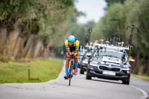 NIKULIN Daniil: UCI Road Cycling World Championships 2021