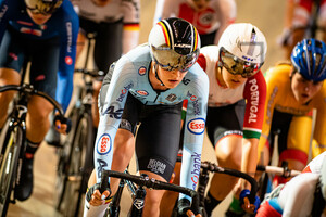 VANHOVE Marith: UEC Track Cycling European Championships (U23-U19) – Apeldoorn 2021