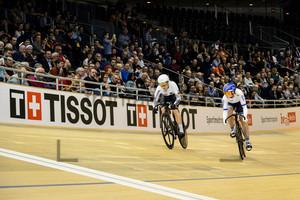 HINZE Emma, SHMELEVA Daria: UCI Track Cycling World Cup 2018 – Berlin