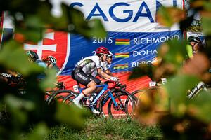 HAMMES Kathrin: UEC Road Cycling European Championships - Trento 2021