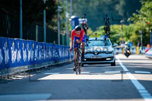 MIHOLJEVIĆ Fran: UEC Road Cycling European Championships - Trento 2021