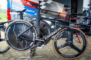 Time Trail Bikes: SIMAC Ladie Tour - 2. Stage