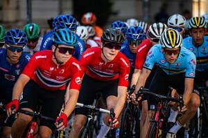 BRENNSÆTER Trym: UEC Road Cycling European Championships - Trento 2021