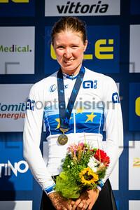 RIEDMANN Linda: UEC Road Cycling European Championships - Trento 2021
