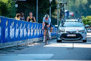 VAN EETVELT Lennert: UEC Road Cycling European Championships - Trento 2021