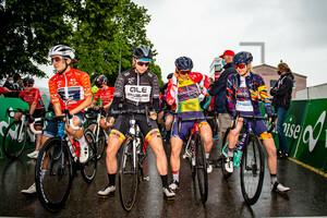 DEIGNAN Elizabeth, REUSSER Marlen, CHABBEY Elise, HARVEY Mikayla: Tour de Suisse - Women 2021 - 2. Stage