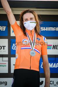 VAN VLEUTEN Annemiek: UCI Road Cycling World Championships 2020
