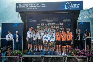 Germany, Italy, Netherlands: UEC Road Cycling European Championships - Trento 2021