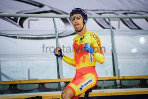 TORRES BARCELO Albert: UEC Track Cycling European Championships 2020 – Plovdiv
