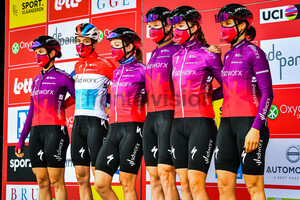 TEAM SD WORX: Oxyclean Classic Brügge - De Panne 2021 - Women