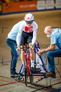 TAPPEINER Pascal: UEC Track Cycling European Championships (U23-U19) – Apeldoorn 2021