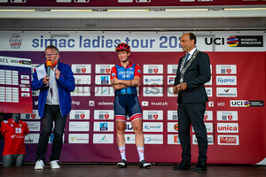 WILD Kirsten: SIMAC Ladie Tour - 1. Stage