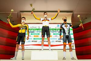BALLERSTEDT Maurice, HEßMANN Michel, KNOLLE Jon: National Championships-Road Cycling 2021 - ITT Elite Men U23
