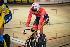 WAFLER Tim: UEC Track Cycling European Championships (U23-U19) – Apeldoorn 2021