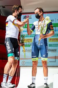SCHACHMANN Maximilian, KOCH Jonas: National Championships-Road Cycling 2021 - RR Men