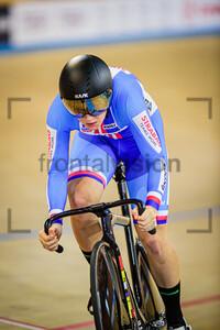 JABORNIKOVA Veronika: UEC Track Cycling European Championships 2020 – Plovdiv