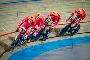 : UEC Track Cycling European Championships (U23-U19) – Apeldoorn 2021