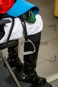 Jockey Scales: Hoppegarten - Renntag des Berliner Sports