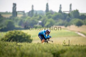 HOLLMANN Juri: National Championships-Road Cycling 2021 - ITT Men