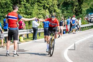 STAUNE-MITTET Johannes: UEC Road Cycling European Championships - Trento 2021