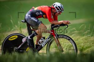 HABERECHT Gina: National Championships-Road Cycling 2021 - ITT Women