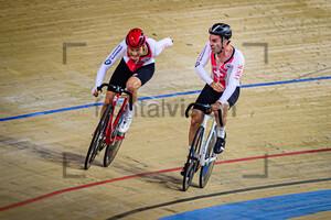 MARGUET Tristan, RÜEGG Lukas: UEC Track Cycling European Championships 2020 – Plovdiv