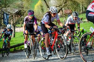 SCHWEINBERGER Kathrin: Ronde Van Vlaanderen 2021 - Women