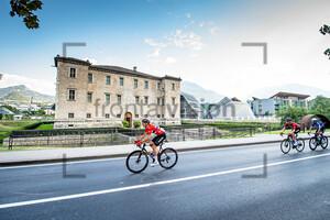 BYSTRØM Sven Erik: UEC Road Cycling European Championships - Trento 2021