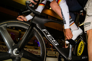 SCHNEIDER Clara: UEC Track Cycling European Championships (U23-U19) – Apeldoorn 2021