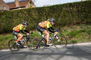 REUSSER Marlen, BASTIANELLI Marta: Gent - Wevelgem 2021 - Women