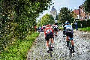 POIDEVIN Sara, RICHIOUD Greta: Ronde Van Vlaanderen 2020