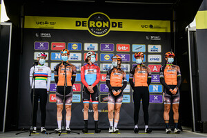Boels - Dolmans Cycling Team: Ronde Van Vlaanderen 2020