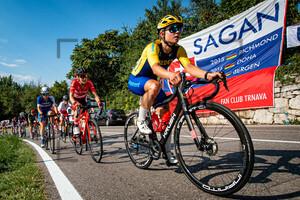 EKLUND Nathalie: UEC Road Cycling European Championships - Trento 2021