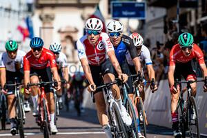 CHRISTEN Jan: UEC Road Cycling European Championships - Trento 2021