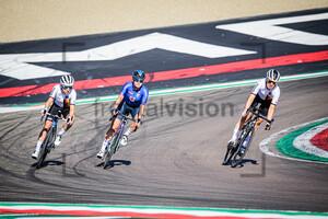 WORRACK Trixi, KASPER Romy: UCI Road Cycling World Championships 2020