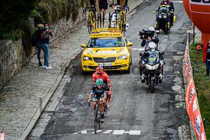 SCHELLING Ide, DE MARCHI Alessandro: Flèche Wallonne 2020