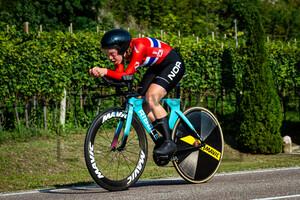 OLSEN Elise Marie: UEC Road Cycling European Championships - Trento 2021